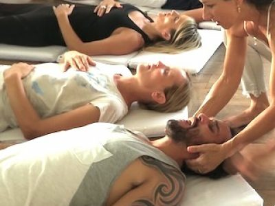 Breathwork in Bali